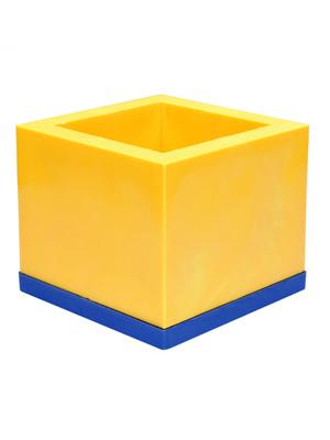 70.6 mm Plastic ABS Cube Mould, ZI-2027B