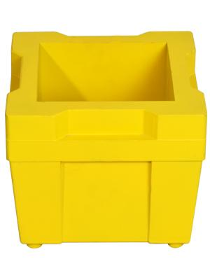150 mm Polyurethane Cube Mould, 1.4 KG - ZI-2027H