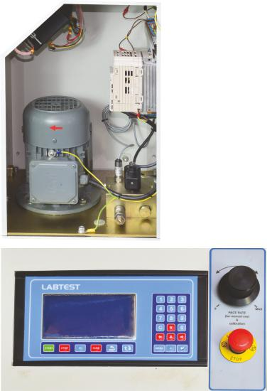 Pumping Unit / Control Unit of Compression Testing Machine